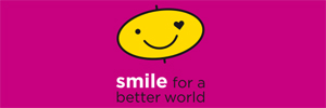 Das Logo :: smile-for-a-better-world.com let's do it ...